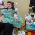 Zbiórka krwi ZSLiE nr1